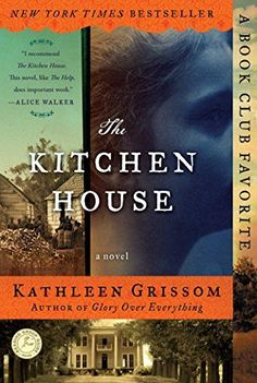 Book Review: The Kitchen House by Kathleen Grissom - http://www.theloopylibrarian.com/book-review-the-kitchen-house-by-kathleen-grissom/