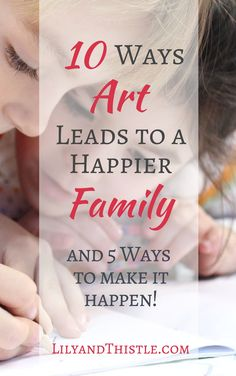 Ten ways Art Leads to a Happy Family and five easy ways to make it happen! Creative parenting tips, quotes, and inspiration. This works for boys and girls teens, toddlers and everyone in between! Even strong-willed kids. Learn to embrace your creative side and bring the magic of art into your parenting. #parentingtips #strongwilledchild #arttherapy #artwithkids #creativekids #parentingadvice #parentingquotes #parentinghacks Parenting Blogs, Good Parenting, Nature Drawing, Art Nature, Creative Kids, Creative Crafts, Art For Kids, Crafts For Kids, Bullet Art