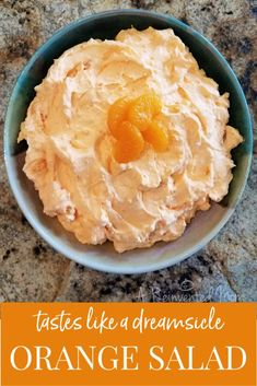 Mandarin Orange Jello Salad I'm serving Orange Salad with Easter dinner this year. Tastes great with a traditional ham and I can prepare it the night before. Fluff Desserts, Jello Desserts, Jello Recipes, Dessert Salads, Fruit Salad Recipes, Ww Recipes, Dessert Recipes, Cooking Recipes, Shot Recipes
