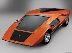 1971 Lancia Stratos Zero Concept