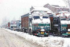 जम्मू एवं कश्मीर को देश के बाकी हिस्सों से जोड़ने वाला श्रीनगर-जम्मू राष्ट्रीय राजमार्ग बुधवार को लगातार चौथे दिन भी बंद रहा। अधिकारियों ने कहा कि