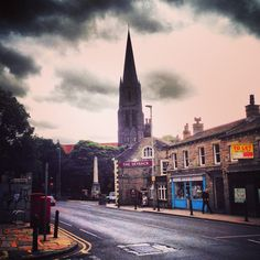 Church in Headingley - an eternally hip suburb of Leeds, just a few miles from the Covance clinic. Michael Church, St Michael, Welcome To Yorkshire, English House, Back In Time, Leeds, The Good Place, The Neighbourhood, Amazing Places