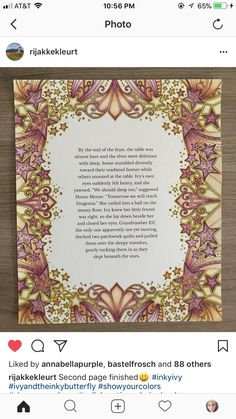 Coloring Tips Adult Johanna Basford Book Coloured Pencils Pages Colour Schemes Inspiration Zentangles