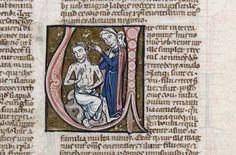 La médecine médiévale, XIIe XIIIe siècles : les maladies au Moyen Age central…