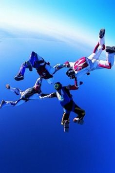 Forever an adrenaline junkie..must do before I die!