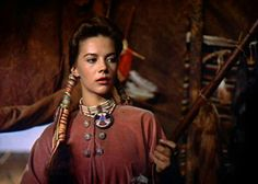 Loved Natalie Wood in the Searchers