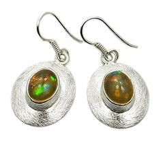 Unique Sterling Silver Ethiopian Opal Dangle Earrings The... https://www.amazon.com/dp/B00JIV8GV2/ref=cm_sw_r_pi_dp_x_GqxdybMGV1RMR