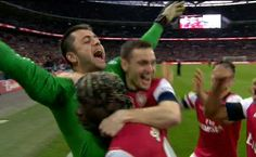 Wigan Athletic 1 Arsenal 1 (Arsenal win 4-2 on Pens) - What it means! Are we finally going to break the trophy drought!