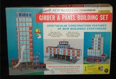 Girder and Panel Building Set