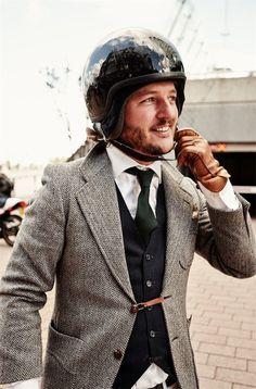 The 2016 Distinguished Gentlemans Ride