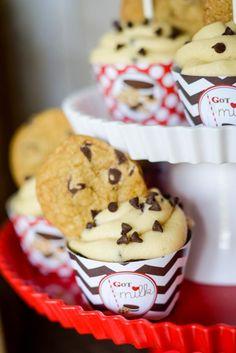Milk & Cookies Boy Girl 2nd Birthday Party Planning Ideas