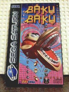 #sega saturn bakubaku pal from $1.0