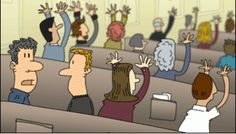 Do you raise your hand in worship?