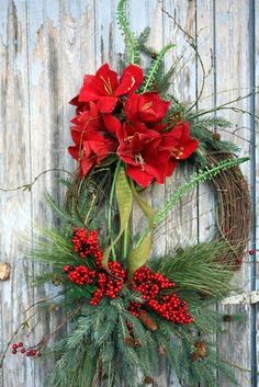 Sweet Something Designs: Christmas Wreaths and Whining