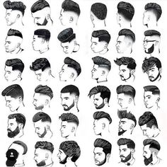 6815 Likes 186 Comments Mens hairstyles inspiration ( on Ins Mens Hairstyles With Beard, Cool Hairstyles For Men, Hair And Beard Styles, Hairstyles Haircuts, Haircuts For Men, Hair Style For Men, Men Hair Cuts, Modern Haircuts, Funky Hairstyles