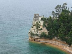Miners Castle, Munising, Michigan This is home for me :)