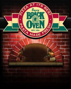 brick oven - provo, utah I lived walking distance from the Brick oven. Great Pizza