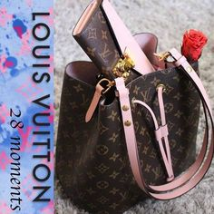 Louis Vuitton: il classico monogram e come abbinarlo – no time for style Bot crazy over the pink but if it was red I'd love it! Buy Women fashion wallets and Latest Hand Bags USA at fashion Cornerstone. New Collection For Louis Vuitton Handbags, LV Bags Sacs Louis Vuiton, Pochette Louis Vuitton, Louis Vuitton Handbags, Louis Vuitton Monogram, Pink Louis Vuitton Bag, Louis Vuitton Totes, Luxury Bags, Luxury Handbags, Designer Handbags