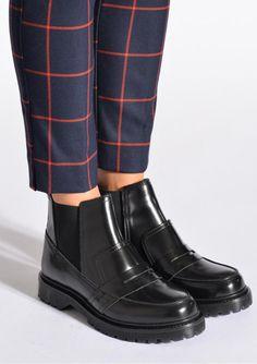 Boots Bronx, 130€ sur Sarenza.com