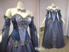 Lady of the Lilac -  Firefly Path does complex and gorgeous costuming