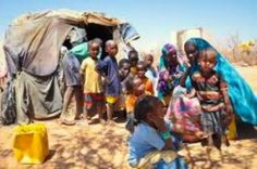 Africa: A Nation Of War Famine And Disease