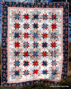 PRAIRIE PAISLEY Quilt Pattern by Minick & Simpson by CozyKittenQuilts on Etsy