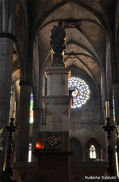 Santa María del Mar | Barcelona, Spain
