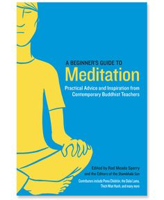 How To Book, A Beginner's Guide To Meditation