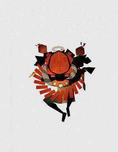 Shaman//AVATAR! - Kevin Nally Leaf Tattoos, Avatar