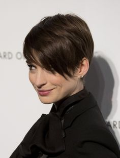Long Pixie Haircut | ... of the Latest Short Trendy Hairstyles | Latest Short Hairstyles 2014