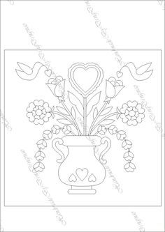 酸奶_新浪博客 Applique Templates, Applique Patterns, Quilt Patterns, Ribbon Embroidery, Embroidery Stitches, Embroidery Designs, Wool Applique, Applique Quilts, Japanese Patchwork