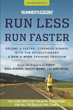 Can I get results by running only 3 days a week? The 3 day a week running plan values quality over quantity--making the most of the precious time you have.