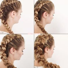 A MORE PHOTOGENIC BRAID | the beauty department | Bloglovin'