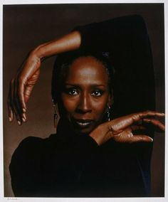 la Jamison (Judith Jamison, Artistic Director Emerita, Alvin Ailey Dance Theater)