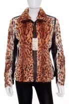 Beautiful Jacket- Es de piel y pelo natural y de segunda mano!
