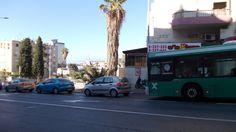 Looking from the corner of Yad LaBanim street downwards. photo; mirjam  Bruck-Cohen