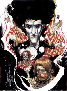 The Endless by Riley Rossmo
