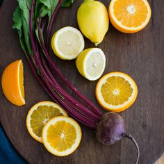 Citrus Beet Cleanser - Simple Green Smoothies