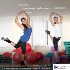 Do some exercise with dance for  good health