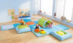 Gruppenraum A - Gruppenräume - Raumkonzepte - Kinder unter 3 - Wehrfritz GmbH