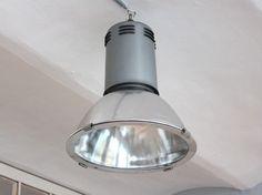 Vintage Deckenlampen - Siemens Loftlampe Fabriklampe mit E27 Fassung 220V - ein…