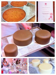 I have just spent three wonderful days taking a Peggy Porschen masterclass in London and I loved every minute of it!
