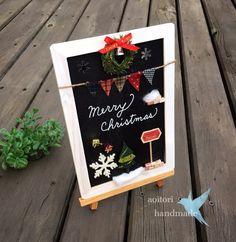 ブラックボード☆クリスマス