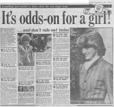 Daily Mail February 14th 1984