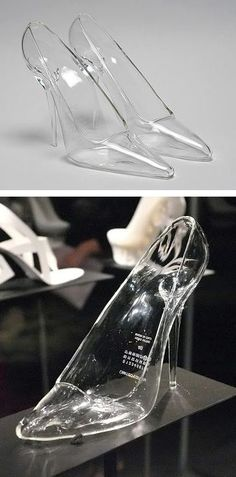 Glass Slippers | maison martin margiela