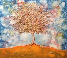 Artist : Rosendo Vega / Title : Regalo de Vida / Dimensions : 120 x 140 cms / Technique : Oil Paint on Canvas / Price : MXN 50,000 / Year : 2016 / Status : Sold