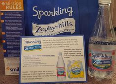 Complete the 7 day challange & challenge yourself to proper hydration! #Zephyrhills #7daysofSparkling #Water #Hydration #Bubbles #Natural #NaturalFruitFlavors #NoCalories #NoSugar #NoArtificialIngredients #Carbonated #NoArtificialSweeteners #FeelTheDifference #TasteTheDifference #FreeSample