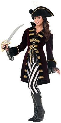 Forum Novelties Womens Captain Morgana Costume Tag someone who should wear this! #Funny #Halloween #Costume