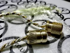 Begleri Bran  Brass Beads  Game of Thrones by TauMetalWorks