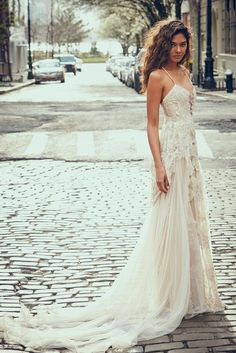 Awesome 79 Beautiful Lace Wedding Dresses Inspiration